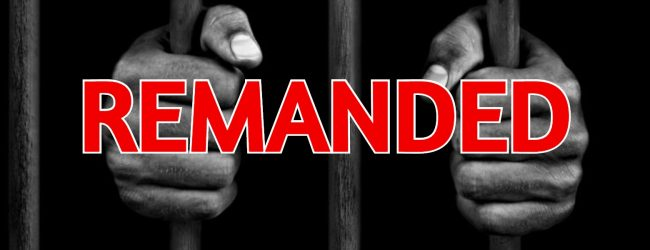 02 people arrested & remanded for assaulting PHIs