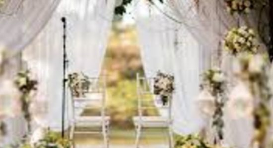 Weddings prohibited from midnight today (17)