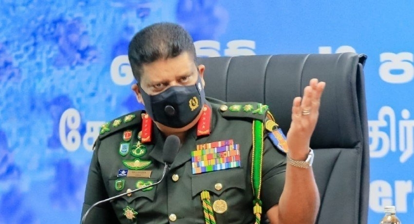 Don't leave home unnecessarily – Army Commander requests public