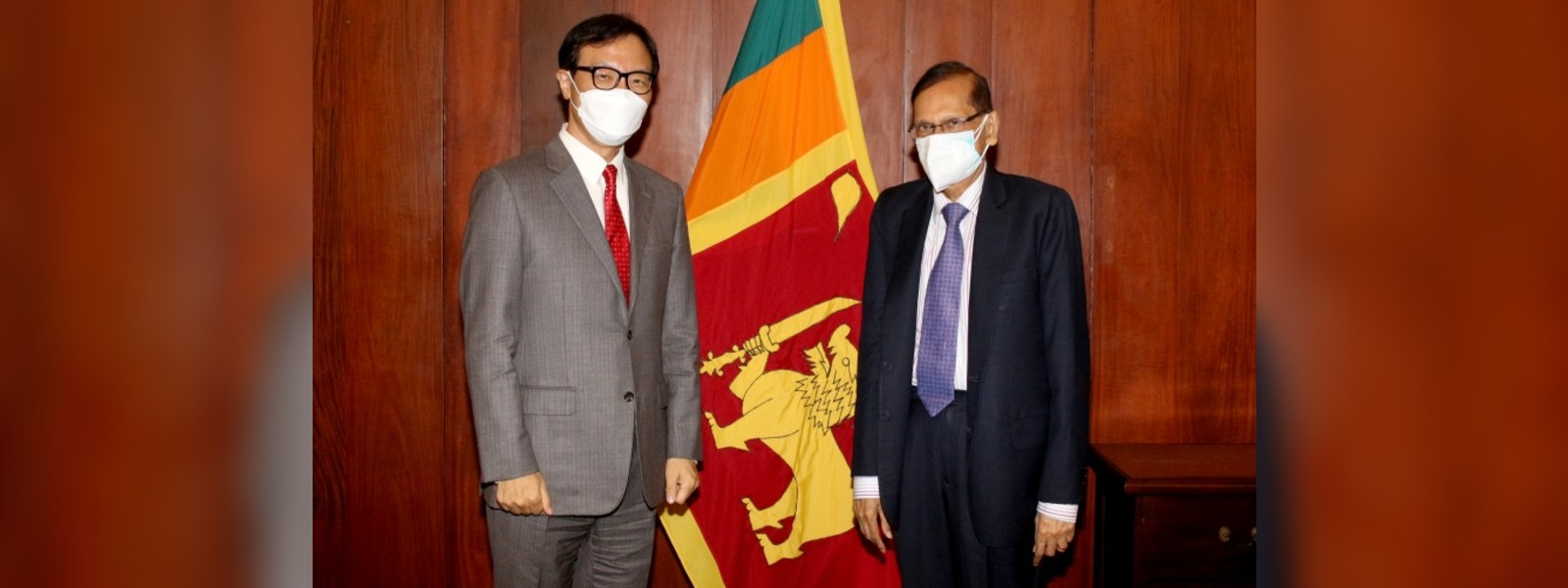 South Korea – Sri Lanka foreign relations to be improved