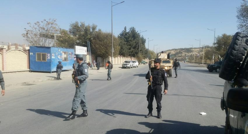 Blast outside Kabul airport kills at least 13, including children