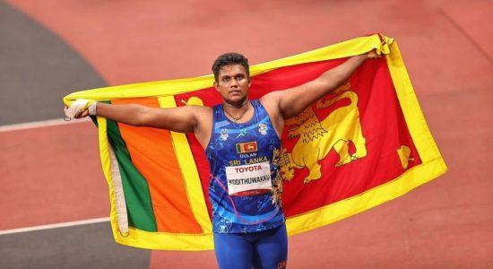 Sri Lanka wins 02nd Paralympics Medal – BRONZE for Samitha Dulan