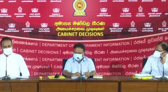 Cabinet nod to import 164 vehicles for essential requirements