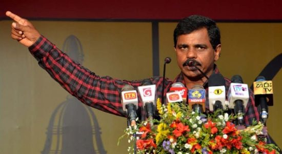 JVP challenges Bandula to live on Rs. 2,000 for 10 days