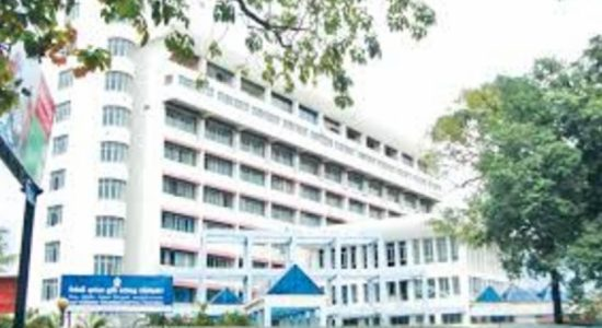Lady Ridgeway Hospital has reached its limit in ICU patients