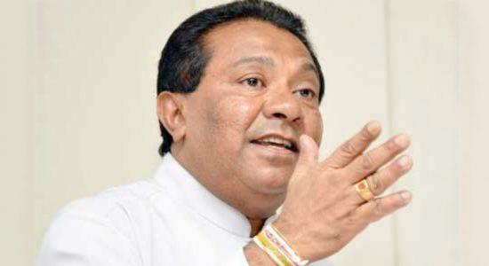 I oppose the lockdown: S.B. Dissanayake