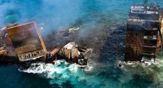 Legal action against X-Press Pearl disaster officers