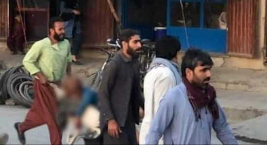 ISIS takes credit for Kabul explosion while Taliban vows to fight 'Evil' attackers