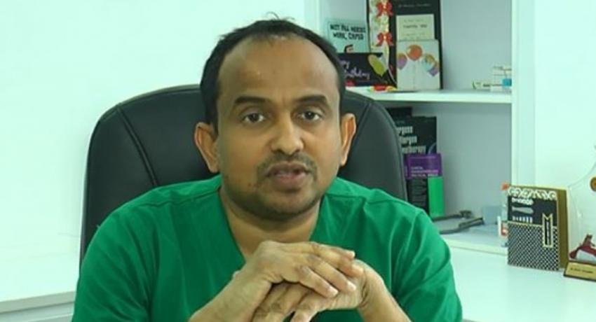 Sri Lanka first country where Delta variant has three mutations – Dr. Jeewandara