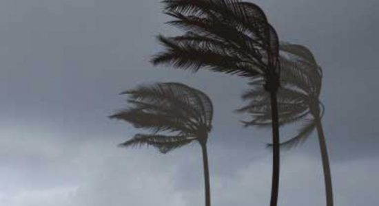 Strong winds damage 82 houses in Attanagalle