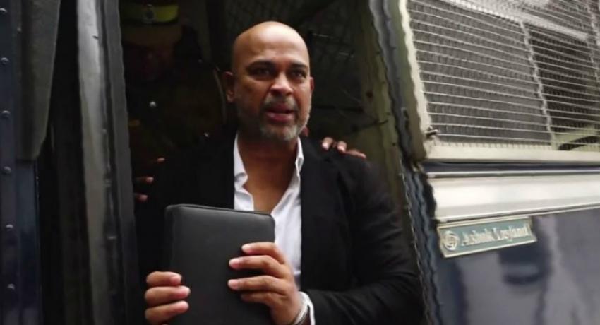 Ex-MP Ranjan Ramanayake tests COVID positive; Harin Fernando in self-isolation