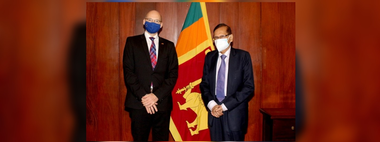 Foreign Minister invites Germany to optimize investment in SL