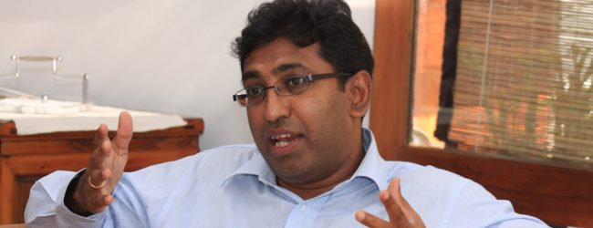 (VIDEO) Sri Lanka is facing a severe economic crisis: Dr. Harsha de Silva
