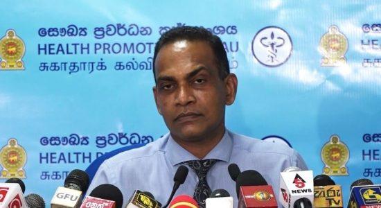 Dr. Jayaruwan Bandara to appear at CID on Tuesday (31)