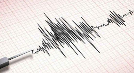 (VIDEO) Southern Sri Lanka Tremor caused zero damage