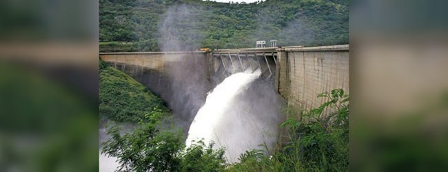 Several reservoirs open sluice gates, NBRO issues alert