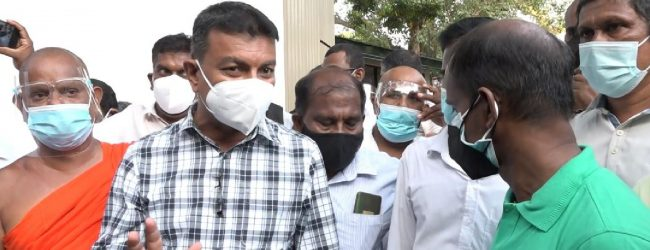 Protests to continue if solution is not presented: CTU