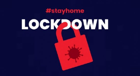 Lock down country for three weeks – Proposal to President
