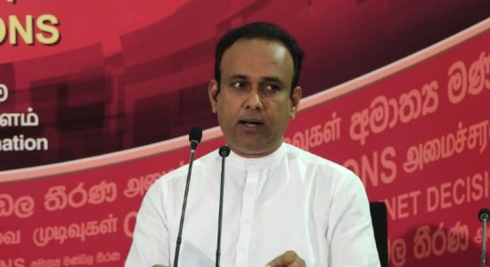 No decision on extending lockdown: Dr. Ramesh Pathirana