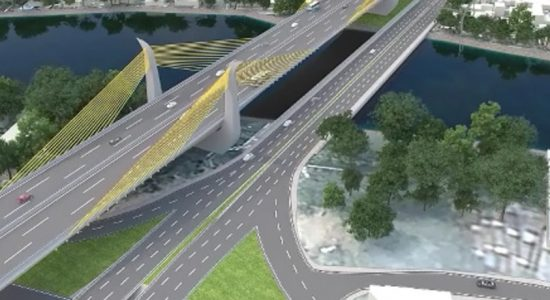 New Kelani Bridge nears completion & will be commissioned soon