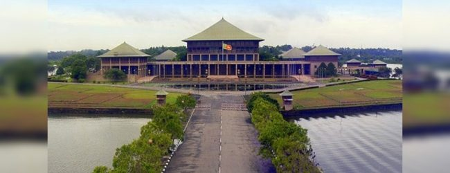 Debate on Rishad's arrest in Parliament