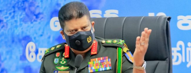 People should stay at home : Army Commander