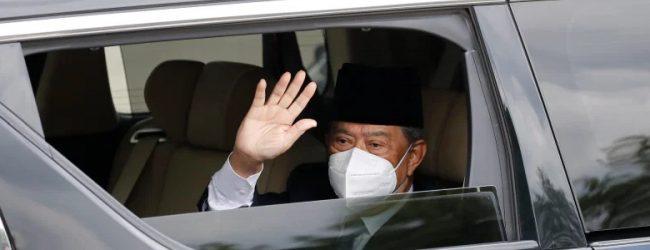 Malaysian PM & Cabinet tenders resignation