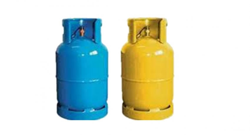 Gas companies can only fill gas into cylinders that belong to them