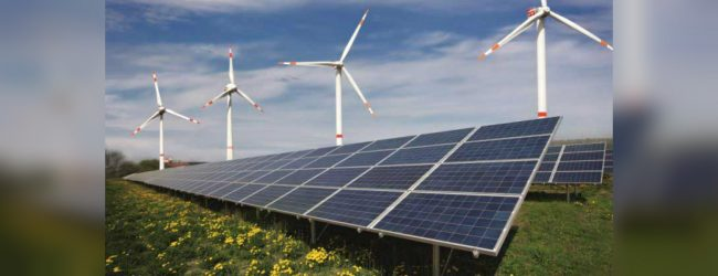 Cabinet greenlight for proposals on renewable energy projects