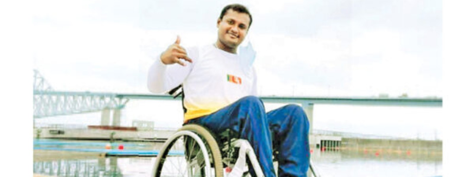 Sri Lanka's Mahesh Jayakody qualifies for Repechage Stage at Tokyo Paralympics