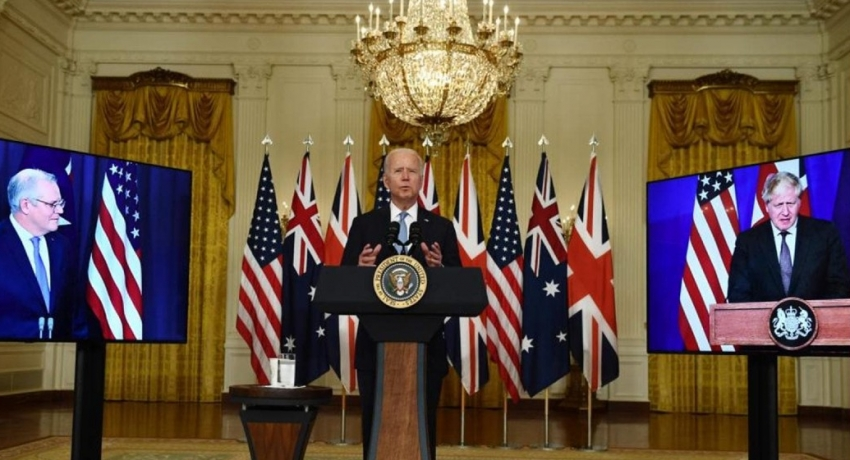 UK, US and Australia launches security pact to counter China