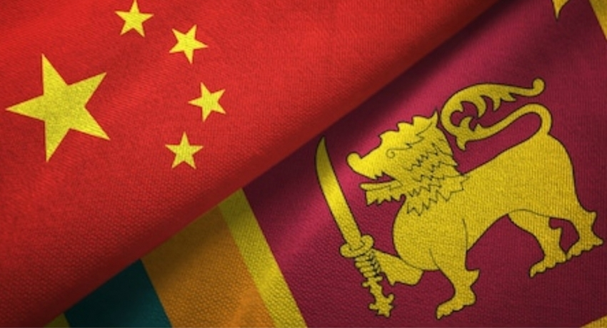 China opposes interference into Sri Lanka's domestic affairs