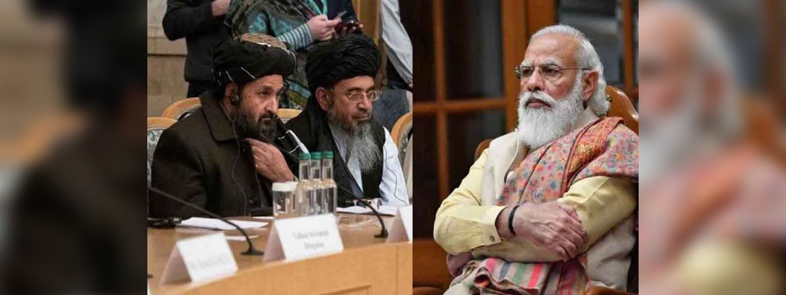 India initiates talks with Taliban Government