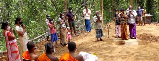 Sri Lankans come together to support a family that lost everything in a wild elephant attack