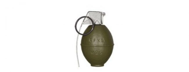 Hand Grenade stolen from Late Ministerial residence –  Police