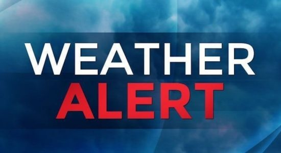 Heavy rains expected for many areas on Sunday (26)