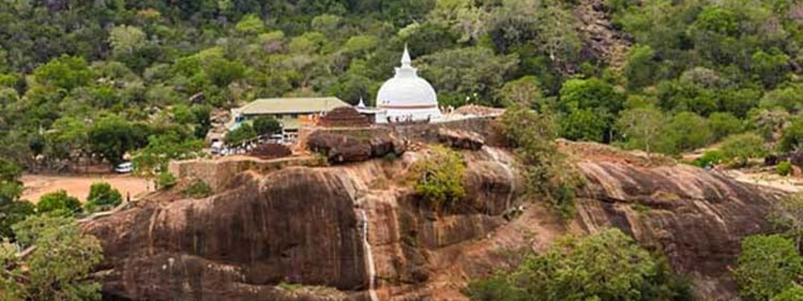 07 suspects arrested for defacing ancient structure at Sithulpawwa Sacred Grounds