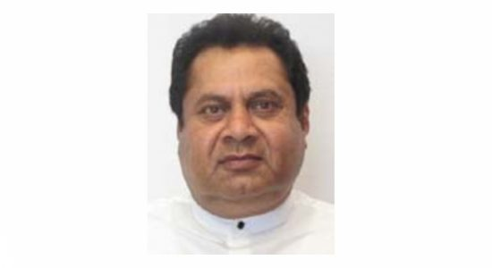 SLPP names Jayantha Ketagoda to replace Cabraal in Parliament