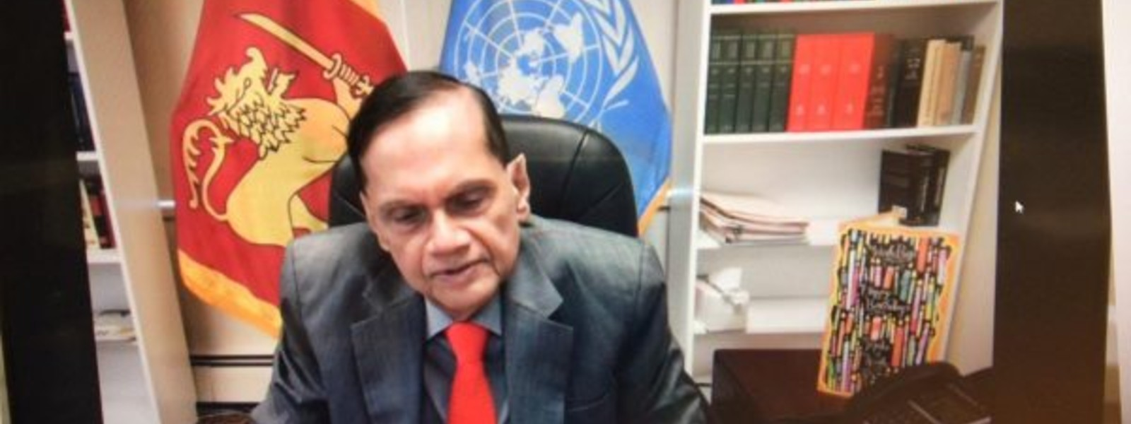 UN's ad-hoc mechanisms in SL not in line with charter: Foreign Minister