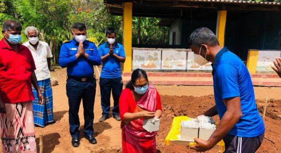 Gammadda steps in to resolve water crisis in remote Anuradhapura village