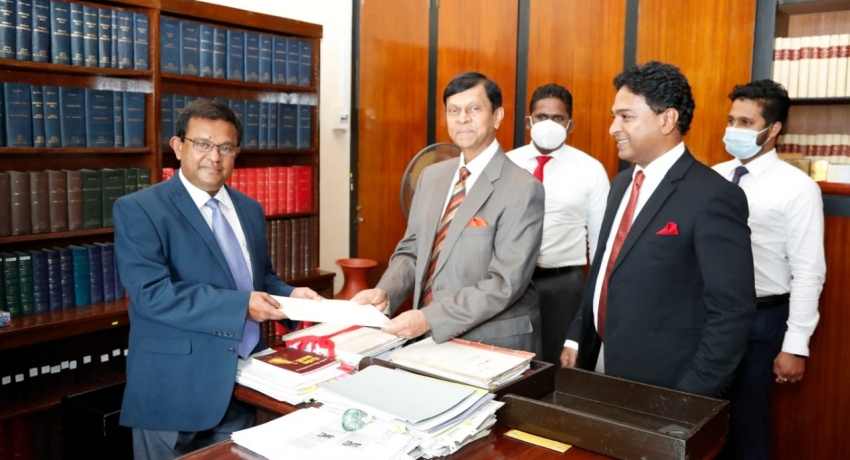 Cabraal resigns from Parliament to take up CBSL Governor post