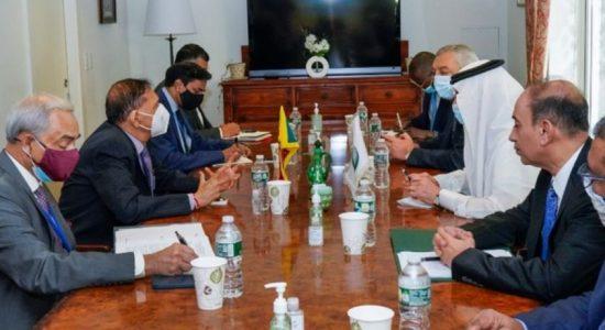 Foreign Minister invites OIC Secretary General to visit Sri Lanka