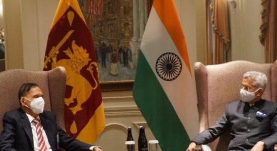 Conclusion of projects in SL will give confidence to Delhi – Dr. Jaishankar