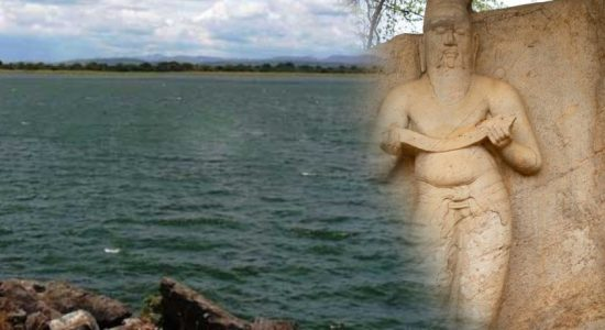 Parakrama Samudra, a marvel of the ancient world, still not a world heritage site