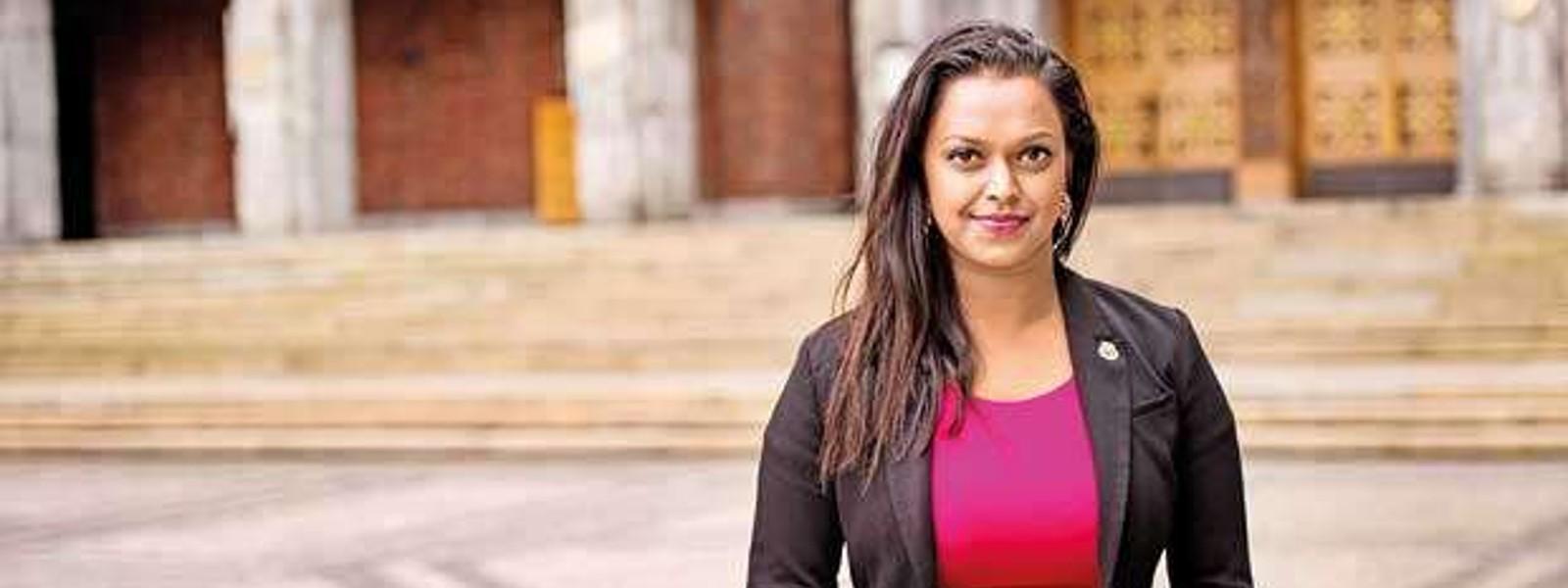 Sri Lankan elected to Norwegian Parliament