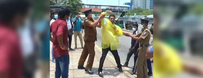 Traders protesting at Fort arrested