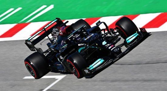 Lewis Hamilton claims historic 100th Formula 1 victory at Russian Grand Prix