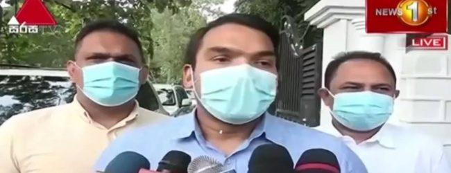 Anuradhapura Prison Incident Unacceptable – Namal