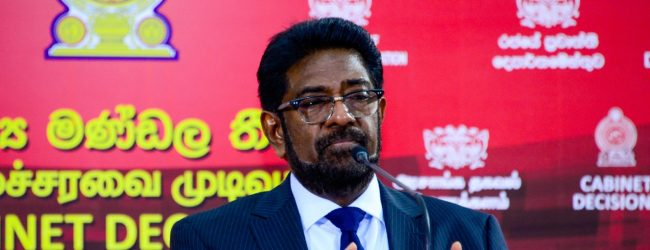 Country likely to reopen on 1st Oct., subject to restrictions – Keheliya