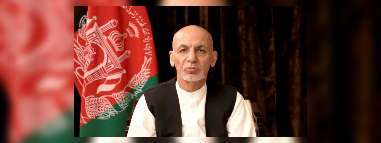 Afghan President apologizes for fleeing, denies reports of taking funds